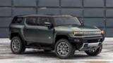 GMC выпустила новый электрический внедорожник Hummer EV