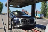 В Украину доставили самый роскошный и дорогой Audi