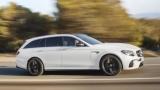 Универсал Mercedes разогнали до 309 км/ч