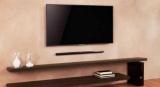 Настенные телевизоры: особенности крепления, виды держателей и отзывы