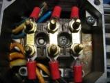 Двигатель на 380 подключить на 220 В через конденсаторы и без конденсаторов.