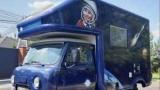 УАЗ выпустил автодом с портретом Юрия Гагарина