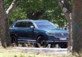VW назвал сроки премьеры нового Touareg