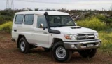 Toyota-Land Cruiser 70: история, технические характеристики, особенности