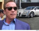 Шварценеггер продал свой Bugatti за $2,5 миллиона
